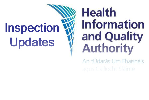 Update HIQA Inspection Reports